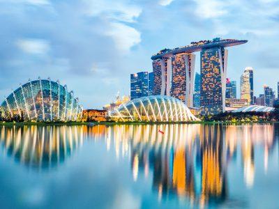 Singapore © orpheus26, Fotolia