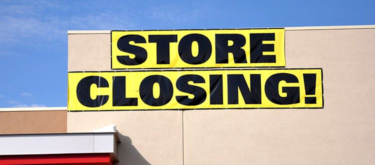 Distressed Retailers © labalajadia, Fotolia